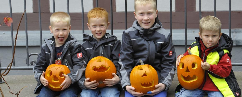 Halloweenprogramm Mainz