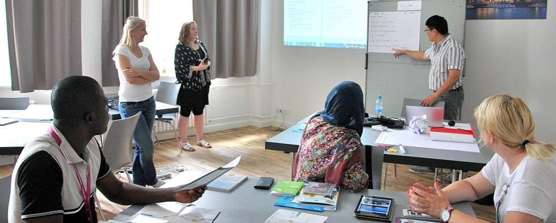 Workshops in der Jugendherberge Berlin Ostkreuz