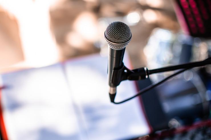 Mikrofon Tonstudio Kiel