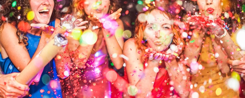 Silvesterparty in der Jugendherberge