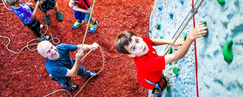 Kletterkurse in der Jugendherberge