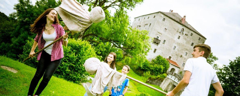 Familienurlaub Saldenburg