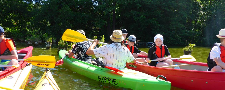 Ferienfreizeiten Köriser See mit Zeltplatz