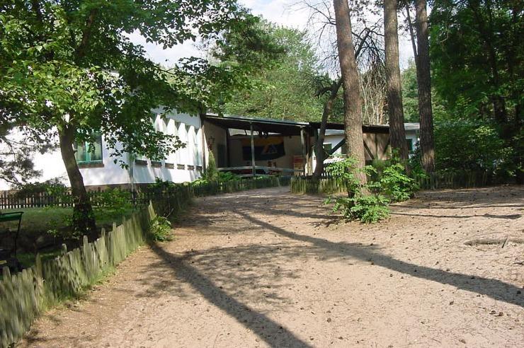Ausstattung Köriser See mit Zeltplatz