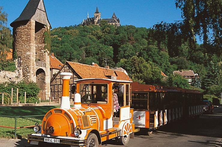 Stadtbahn Wernigerode