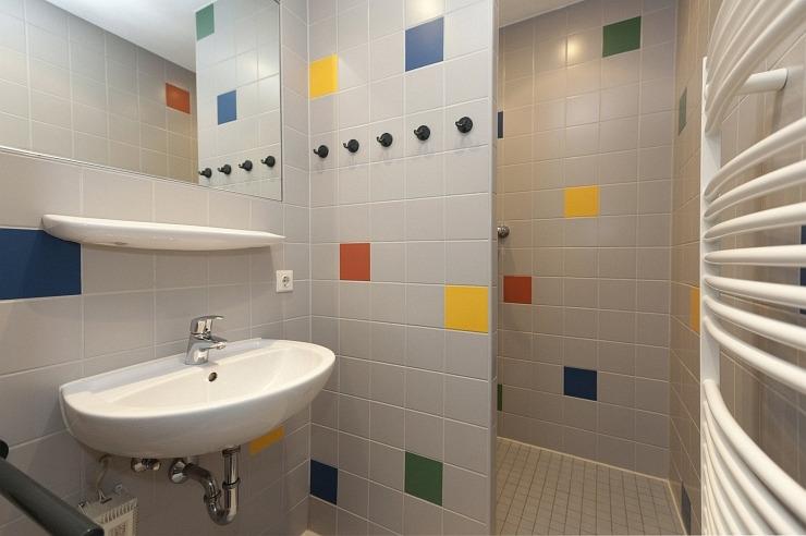 Eingangshalle der Jugendherberge Köln-Deutz