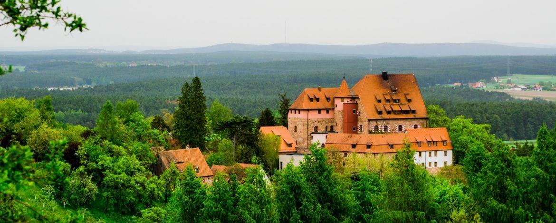 Klassenfahrten Burg Wernfels