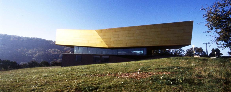 Arche Nebra- Muldimediales Zentrum