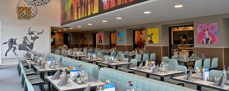 Restaurant der Jugendherberge Pirmasens