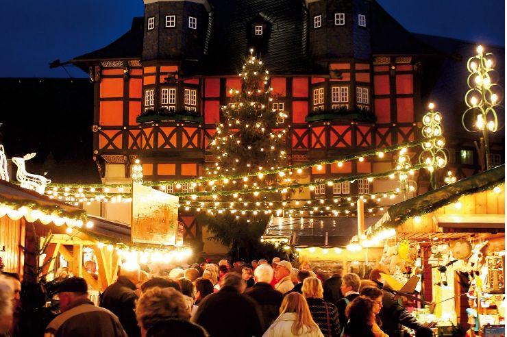 Wernigeröder Weihnachtsmarkt