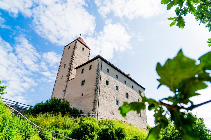 equipment Burg Trausnitz