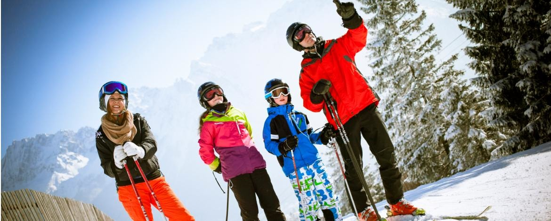 Skiurlaub mit Kindern Füssen