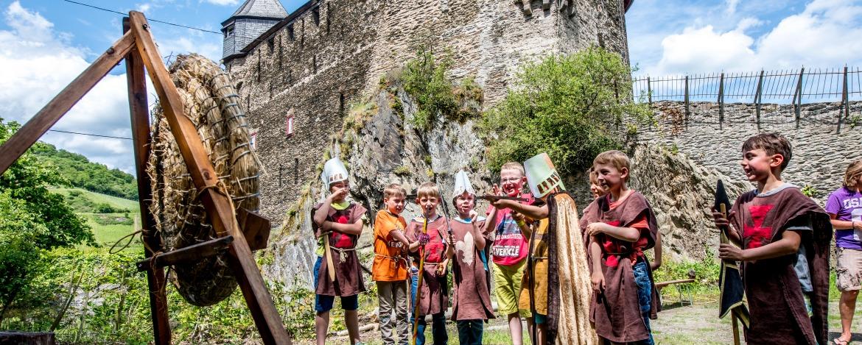 Eroberer der Burg Stahleck
