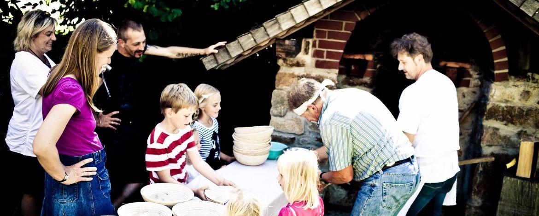 Familienurlaub Waldhäuser