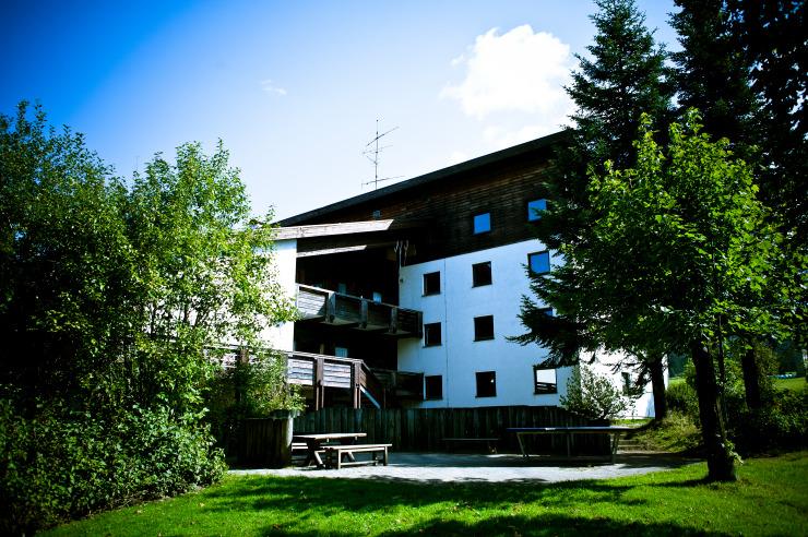 Ausstattung Haidmühle-Frauenberg