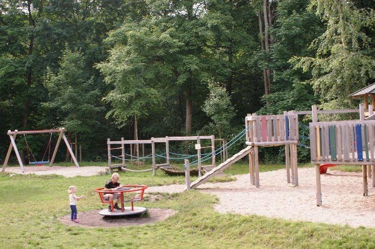Spielplatz Jugendherberge Dessau