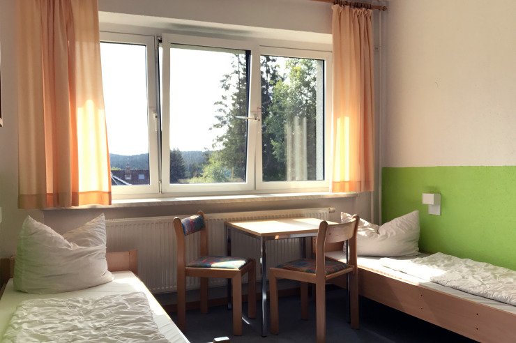 4 - Bettzimmer in Schierke