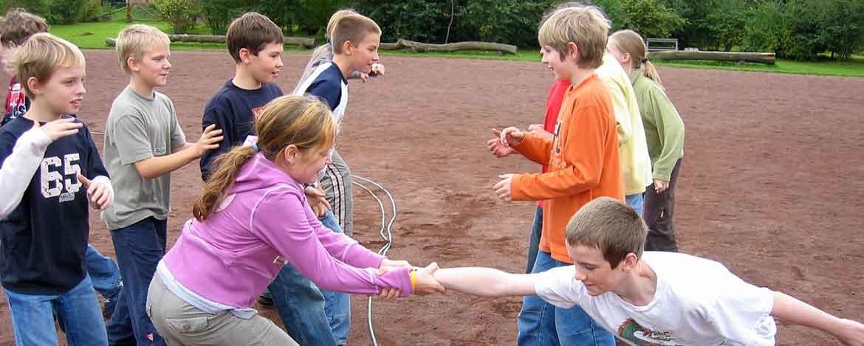 Kooperationsspiel