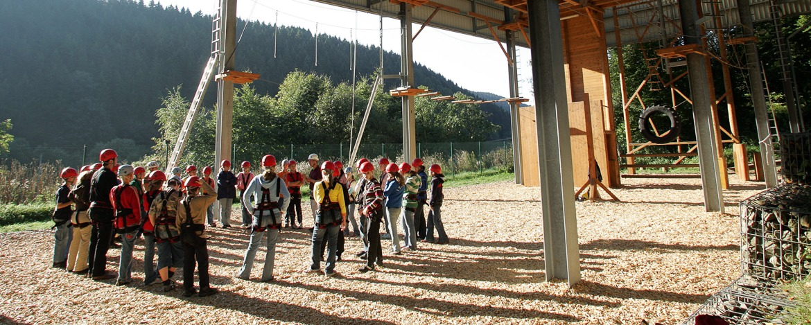 Schooltrips to Hellenthal
