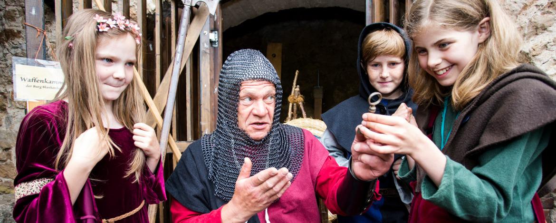 Mittelalterliches Rollenspiel