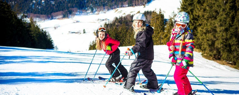 Familien-Skifreizeit in Bayern