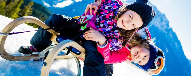 Familien Winterurlaub in der Jugendherberge Füssen