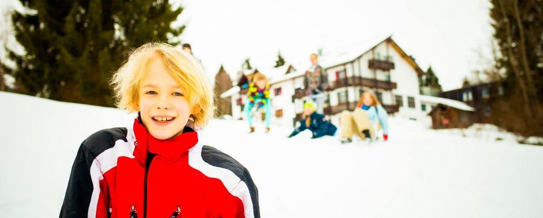 Skiurlaub im Allgäu mit Kindern