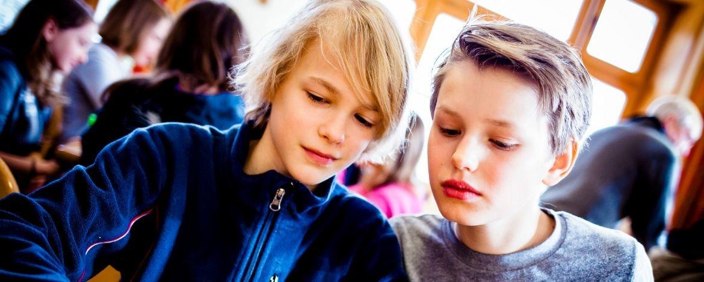 Familienurlaub in der Jugendherberge Oberstdorf