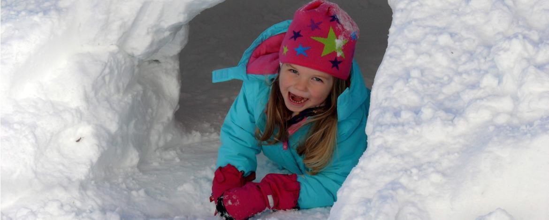Schneeurlaub im Allgäu