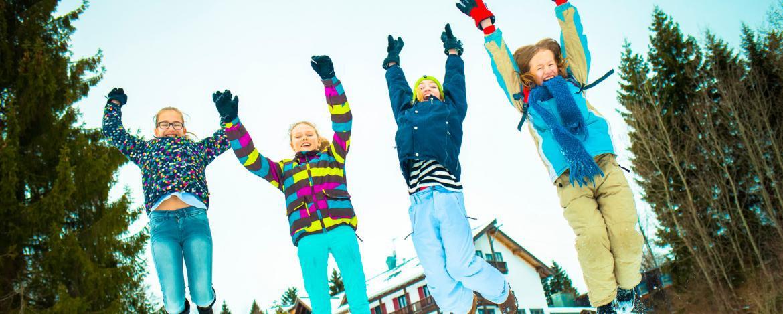 Familienurlaub mit Skikurs im Allgäu