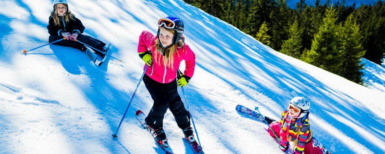 Familien Skiurlaub in der Jugendherberge Oberstdorf