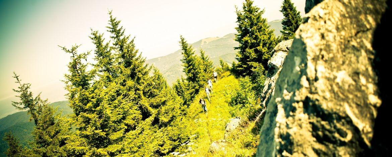 Sommerurlaub mit Freunden in Oberstdorf