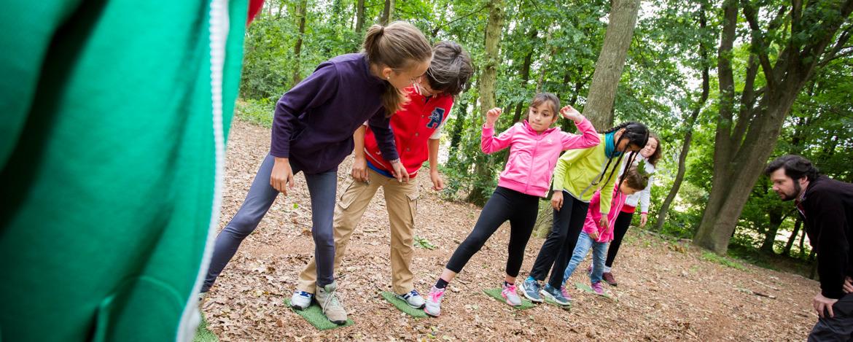Wald-Rallye