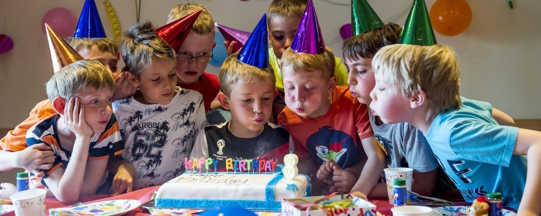 Kindergeburtstage feiern in der Jugendherberge