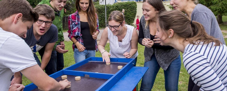 Teambuilding-Programm Bad Kreuznach