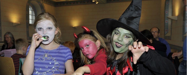 Halloweenprogramm Bingen