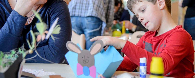Osterprogramm der Jugendherberge Bollendorf