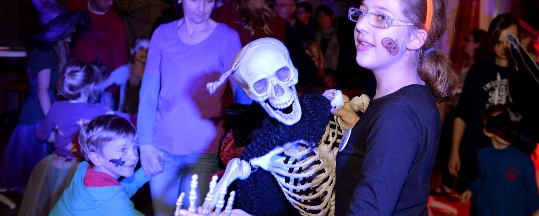 Halloweenprogramm Daun