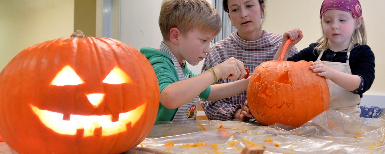Halloweenprogramm Saarbrücken