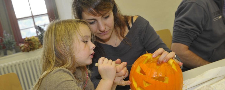 Halloweenprogramm Steinbach