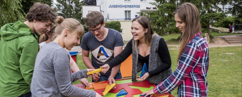 Teambuilding-Programm Jugendherberge Traben-Trarbach