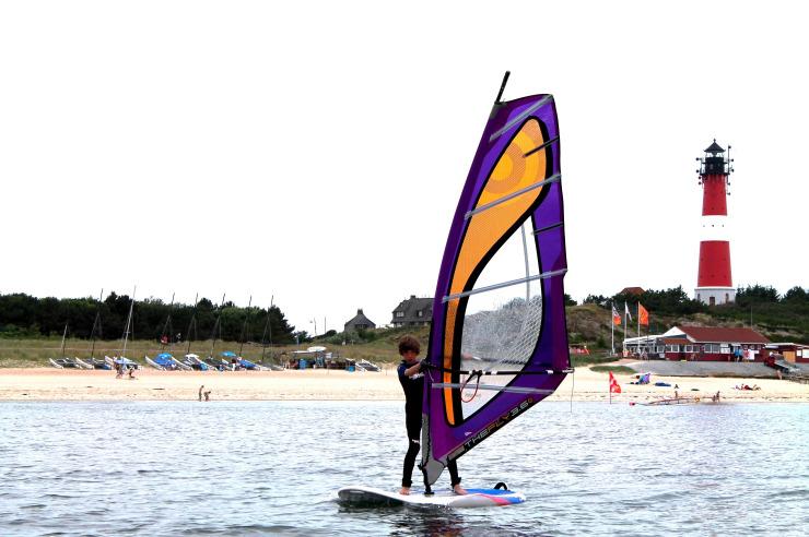 Surfkurs auf der Insel Sylt