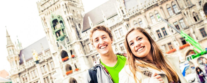 Abschlussfahrt nach München