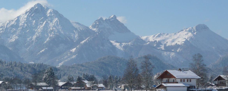 Skilager und Klassenfahrt in Füssen