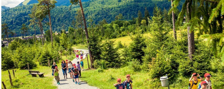 Klassenfahrt nach Garmisch im Hostel