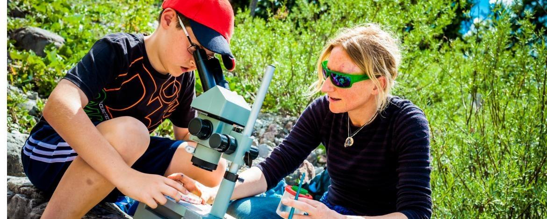 Individuelle Klassenfahrt mit Naturkunde