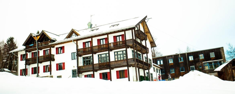 Skilager in der Jugendherberge Oberstdorf