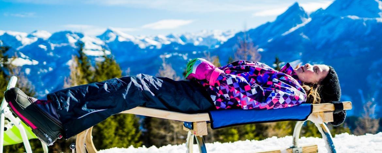 Skiurlaub mit Kindern in der Jugendherberge Bayern