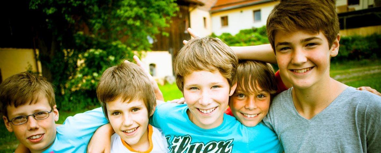 Klassenfahrt mit Kooperationsspielen und Teambuilding in Bayern