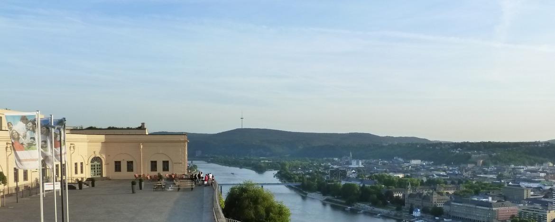 Jugendherberge Festung Ehrenbreitstein